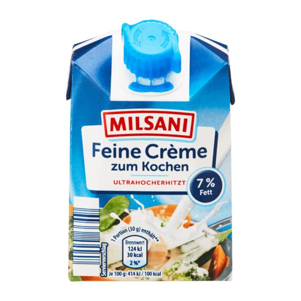 MILSANI     Feine Crème