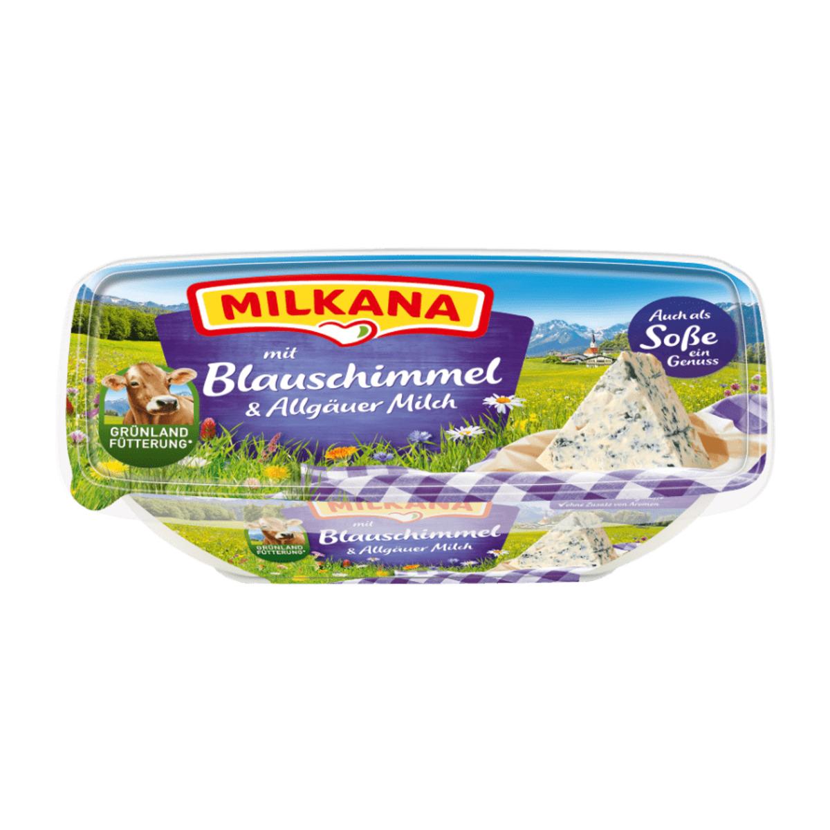 Bild 3 von Milkana Schmelzkäsezubereitung