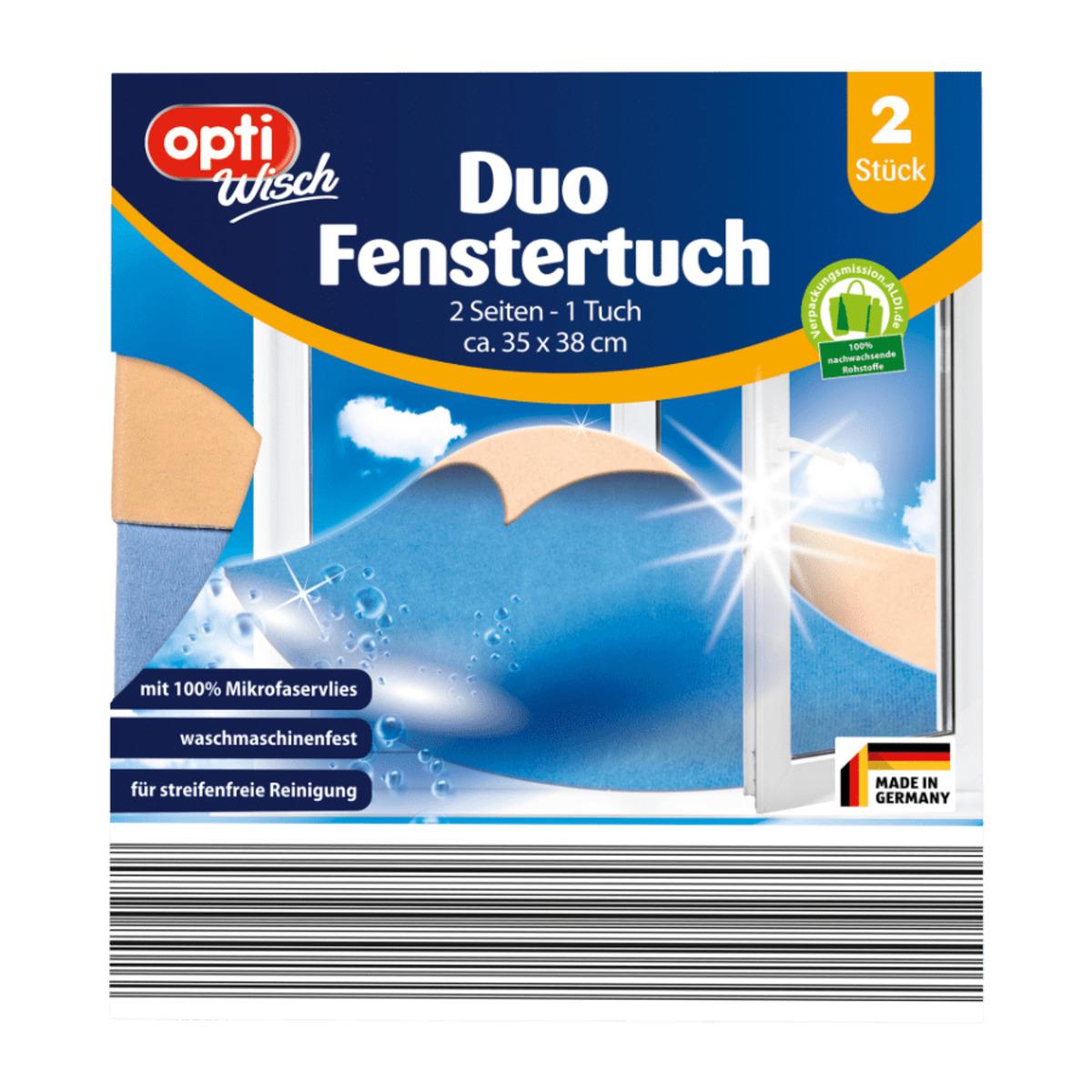 Bild 3 von OPTIWISCH     Duo Fenstertücher