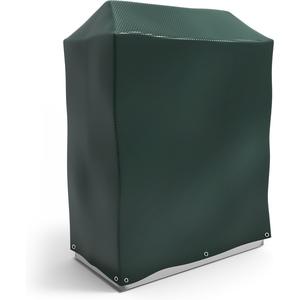 Gardiola Schutzhülle für Strandkorb - grün - 2 Reißverschlüsse