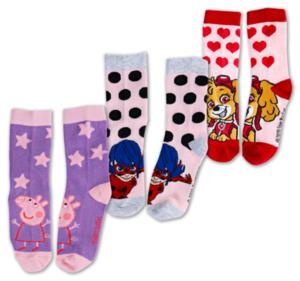 Mädchen-Lizenz-Socken
