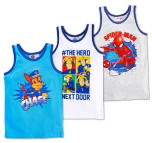 Jungen-Lizenz-Unterhemden