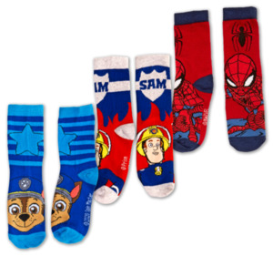 Jungen-Lizenz-Socken