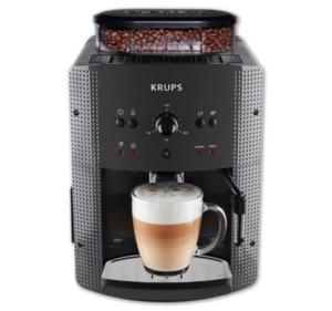 KRUPS Espresso-Kaffee-Vollautomat EA8105/EA810B