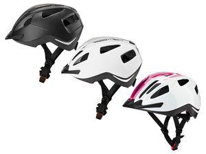 CRIVIT® Fahrradhelm, mit Rücklicht, extrem leicht, für Herren und Damen