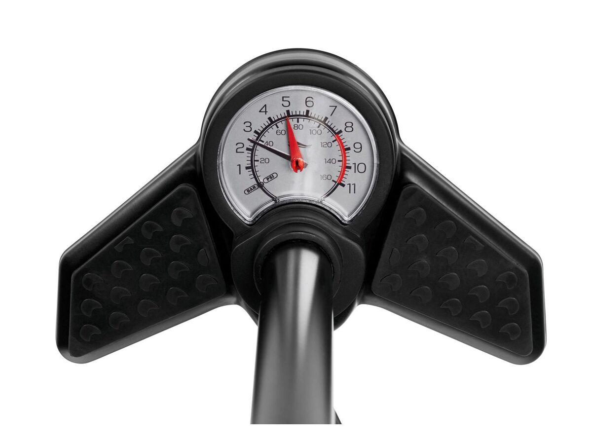 Bild 3 von CRIVIT® Standluftpumpe, mit Manometer, für alle gängigen Ventilarten