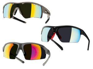 CRIVIT® Sportbrille, mit 3 Paar Wechselscheiben, mit UV-Schutz, inklusive Etui