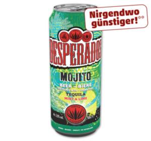 DESPERADOS Tequila oder Mojito Beer
