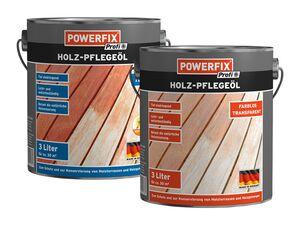 POWERFIX® Holz-Pflegeöl