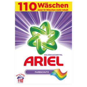 Ariel Colorwaschmittel Pulver 7,15kg, 110WL