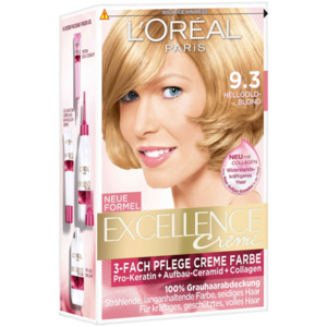 L'Oréal Paris Excellence 9.3 helles Goldblond