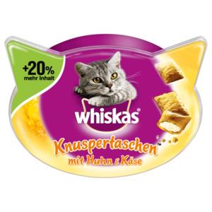 Whiskas Knuspertaschen Huhn und Käse 72g