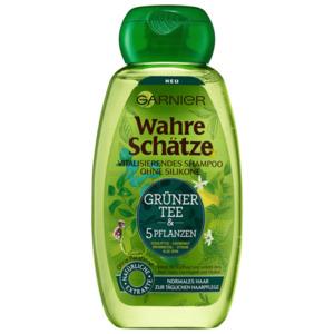 Garnier Wahre Schätze Shampoo Grüner Tee 250ml