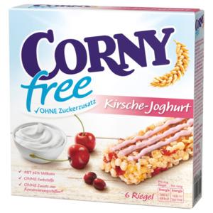 Corny free Kirsche-Joghurt 6x20g