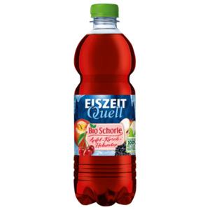Eiszeit Quell Bio Schorle Apfel-Kirsch-Holunder 0,5l