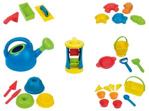PLAYTIVE® Sandspielzeug, ab 1 Jahr