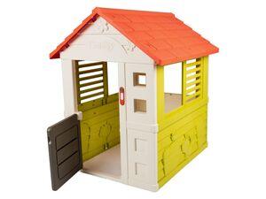 SMOBY Lovely Haus, mit Eingangstür, aus Kunststoff, UV-stabil, ab 2 Jahren