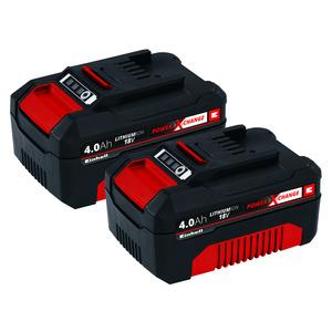 Akku-PXC-Twinpack 4,0 Ah
