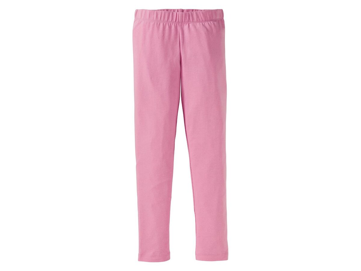Bild 5 von PEPPERTS®  Pyjama Mädchen, mit Baumwolle, aus Piqué-Qualität