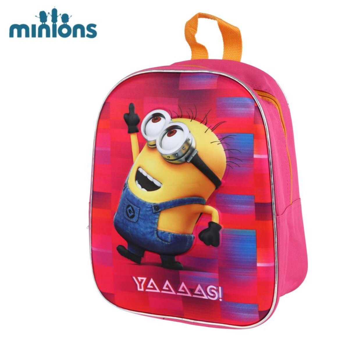 Bild 1 von Minions 3D-Kinderrucksack