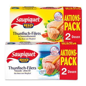 Saupiquet Thunfisch Filets