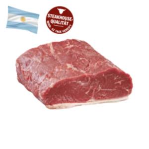 Argentinisches frisches Roastbeef oder Rumpsteak