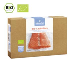 followfish Bio-Lachsfilets