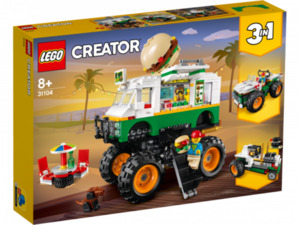 LEGO® Creator 31104 - Burger-Monster-Truck