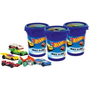 Craze - Magic Slime: Hot Wheels, sortiert