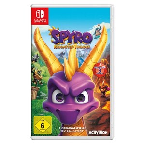 Nintendo Switch: Spyro Reignited Trilogy