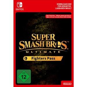 Nintendo Switch: Super Smash Bros. Ultimate Fighter Pass (Digitaler Download)