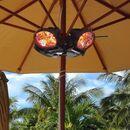 Bild 2 von Outsunny Elektrischer Heizstrahler für Sonnenschirme