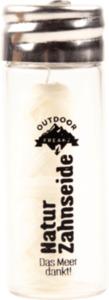 Outdoor Freakz Zahnseide vegan und plastikfrei im Glasflakon