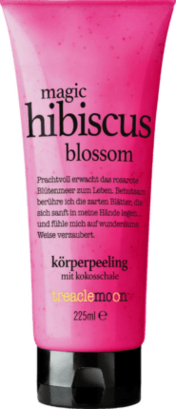 treaclemoon Körperpeeling magic hibiscus blossom