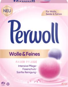 Perwoll Wollwaschmittel Pulver für Wolle&Feines