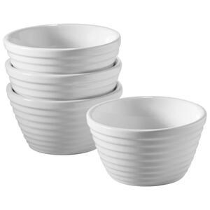 SCHÜSSELSET Keramik Porzellan 4-teilig