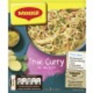 Maggi Thai Curry mit Nudeln 34 g