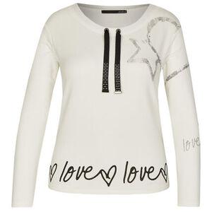 Lecomte Damen Sweatshirt mit Print