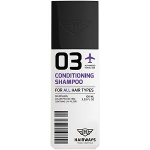 Hairways Haarpflege  Haarshampoo 100.0 ml