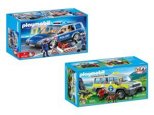 Playmobil Einsatzfahrzeugeset