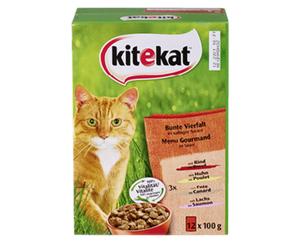 Kitekat™ Katzen Nassnahrung