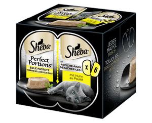 Sheba®  Perfect Portions™