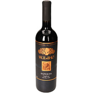 "Rotwein aus Georgien-Ostgeorgien ""SULIKO-Saperavi"""
