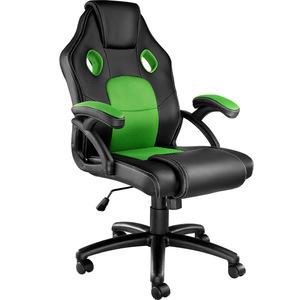 Bürostuhl Mike schwarz/grün