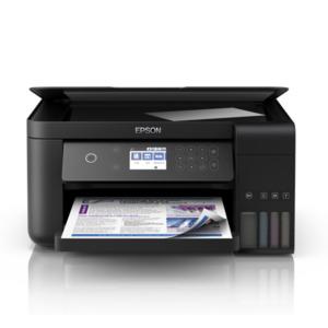 Epson EcoTank ET-3700 Tintenstrahl-Multifunktionsdrucker 3in1