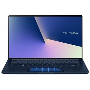 "ASUS ZenBook 14 UX433FAC-A5171 / 14"" Full HD / Intel i5-10210U / 16GB RAM / 512GB SSD / ohne Windows / Blau"