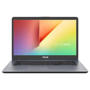 """ASUS VivoBook 17 F705MA-BX080 / 17,3"""" HD+ / Intel Pentium Silver N5000 / 8GB RAM / 256GB SSD / ohne Windows / Grau"""