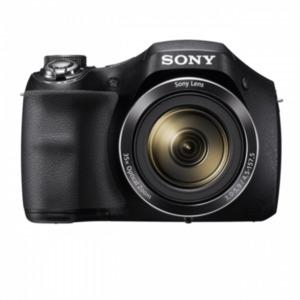 Sony Digitalkamera DSC-H300B ,  20.1 Megapixel, 35x opt. Zoom, TFT-LCD, Xtra Fine