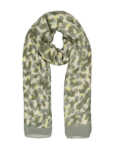 Damen Schal mit Camouflage-Muster