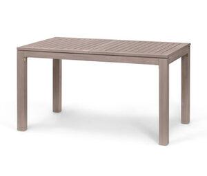 Ausziehbarer Gartentisch, vintage grey